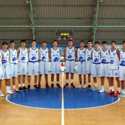 U16E: Pesaro – JBR